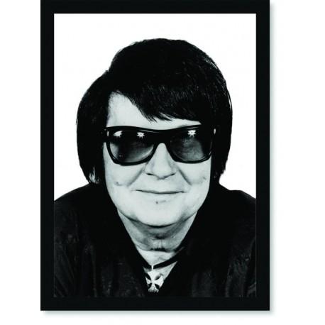 Quadro Poster Grandes Nomes da Música Roy Orbison
