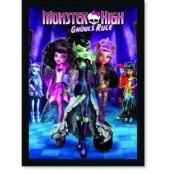 Quadro Poster Cinema Filme Vingadores 2