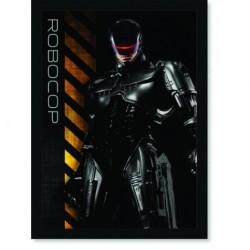 Quadro Poster Cinema Robocop 2