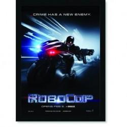 Quadro Poster Cinema Robocop 3