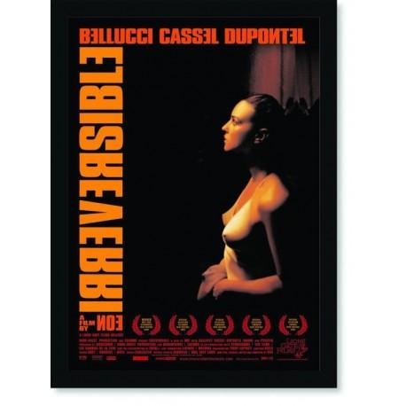 Quadro Poster Cinema Filme Irreversible