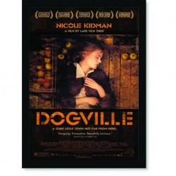 Quadro Poster Cinema Filme Dogville