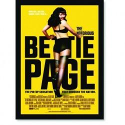 Quadro Poster Cinema Filme Betie Page
