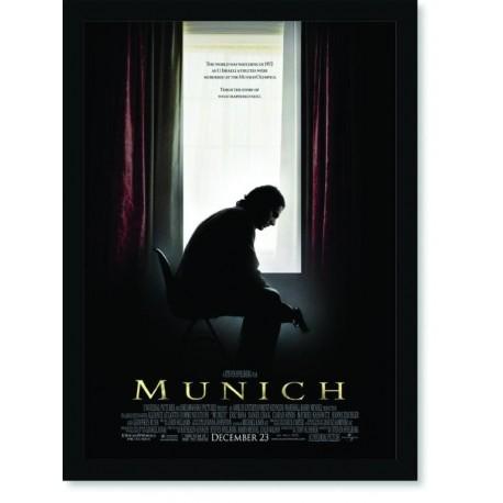 Quadro Poster Cinema Filme Munich