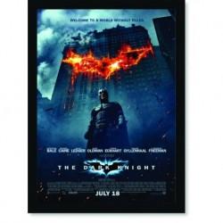 Quadro Poster Cinema Filme The Dark Knight 2