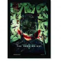Quadro Poster Cinema Filme The Dark Knight 4