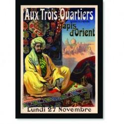 Quadro Poster The Belle Epoque Aux Trois Quartiers