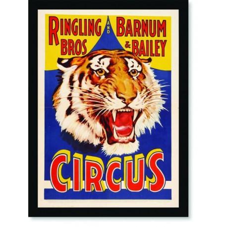 Quadro Poster Cinema Ringling Bros