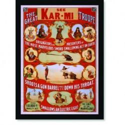 Quadro Poster Cinema See Kar Mi