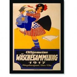 Quadro Poster Propaganda Allgemeine