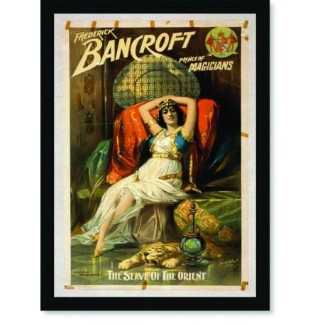 Quadro Poster Propaganda Frederick Bancroft