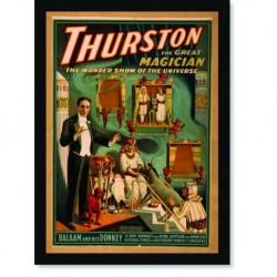 Quadro Poster Propaganda Thurston 2