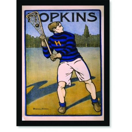Quadro Poster Esportes Hopkins