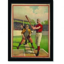 Quadro Poster Esportes Baseball Calvert