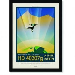 Quadro Poster Nasa HD40307