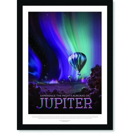 Quadro Poster Nasa Jupiter
