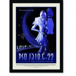 Quadro Poster Nasa Psoj318