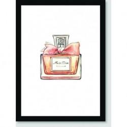 Quadro Poster Pop Art Perfume Mss