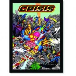 Quadro Poster HQ Crisis on Infinite Earths 2