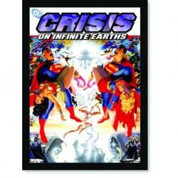 Quadro Poster HQ Crisis on Infinite Earths 4
