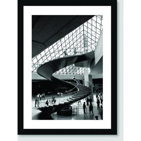 Quadro Poster Arquitetura Fachada