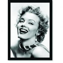 Quadro Poster Personalidades Marilyn Monroe 1