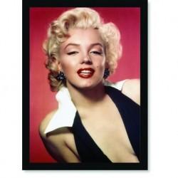 Quadro Poster Personalidades Marilyn Monroe 5