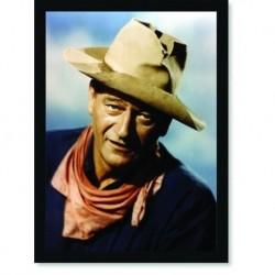 Quadro Poster Personalidades John Wayne 1